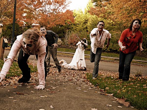 Run scared: 5 Halloween Races - Men's Running UK