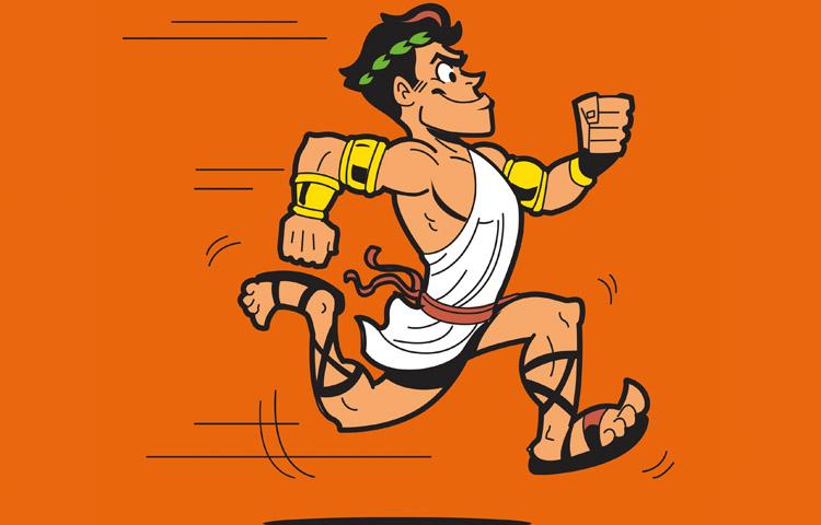 Pheidippides The Man Who Inspired The Marathon Men S